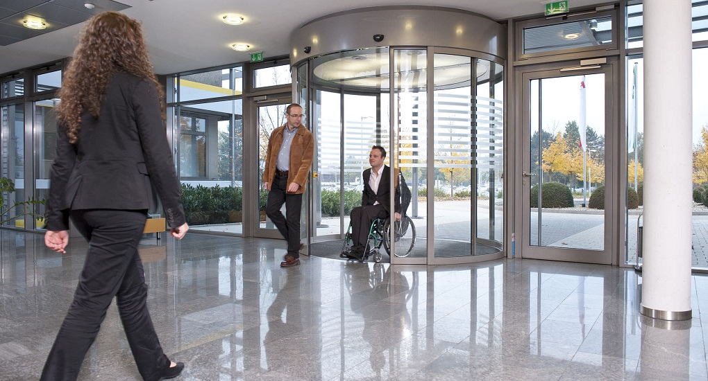 KABA® access systems - safely for 360º!